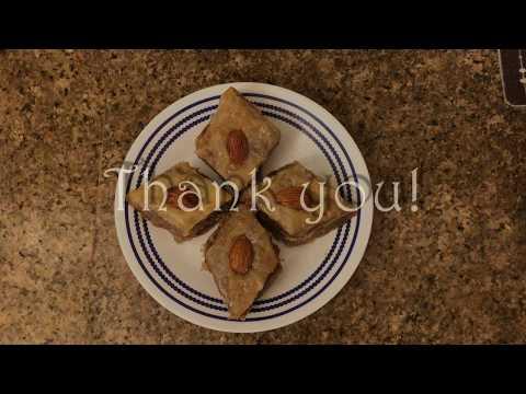 How to make Baklava | Baklava recipe | easy baklava recipe from scratch| how to make baklava at home