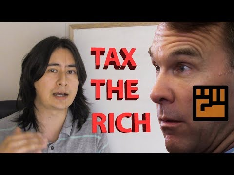 Tax The Rich Canada - Laws Are Going to Change