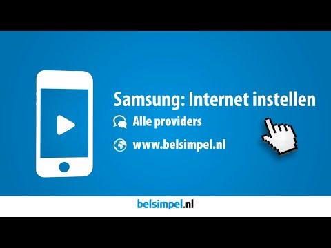 Tips & Tricks - Samsung Galaxy S4: Mobiel internet instellen