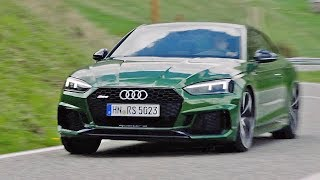 Audi RS5 Coupe (2017) Pro-Driver Review [YOUCAR]