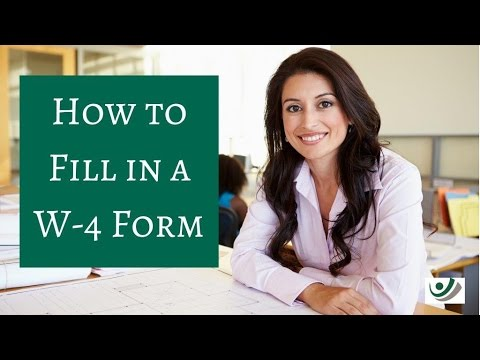 How many Tax Allowances should you put on your W4 form?