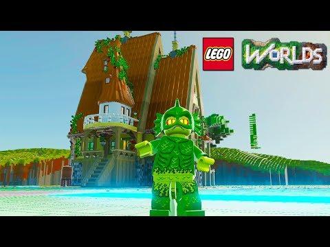 LEGO Worlds - Fairytale House (Showcase Model 71) Brick Build Showcase