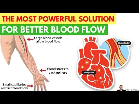 💗 The Most Powerful, All-Natural Solution For Improving Your Blood Flow Circulation