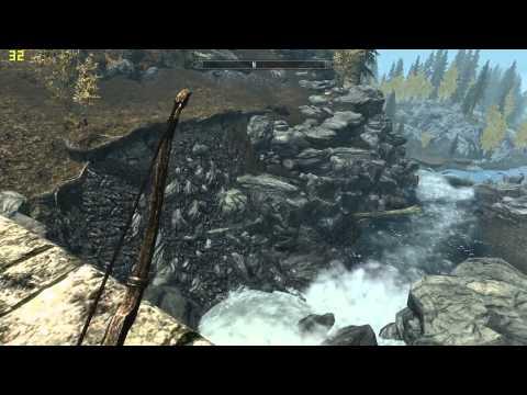 Skyrim - Make medium preset look better without losing FPS
