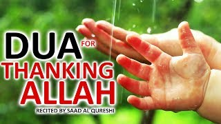 MUST THANKS TO ALLAH ♥ - Listen Daily to thanking Allah ᴴᴰ ♥