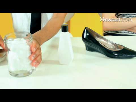 Quick Tips: How to Clean Patent Leather Shoe Stains