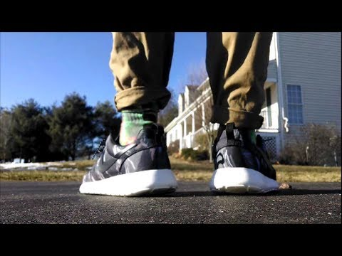 Nike Roshe Run GPX Review + On Foot Looks!
