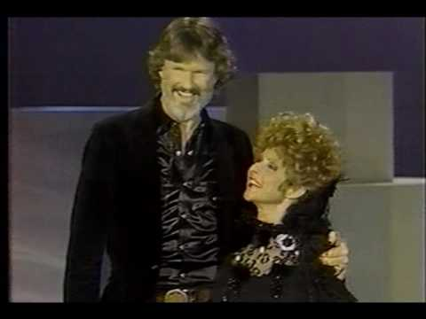 Kris Kristofferson & Brenda Lee - The Bigger the Fool, The Harder the Fall