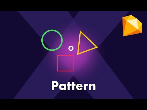 Learn How to Create Patterns In Sketch App