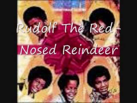 The Jackson 5 - Rudolph The Red-Nosed Reindeer