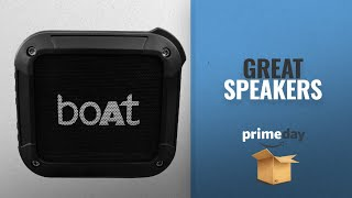 Save Big On Boat And F&D Speakers | Amazon Prime Day 2018