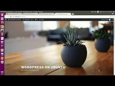 How to Install WordPress on Ubuntu 16.04 / 17.04