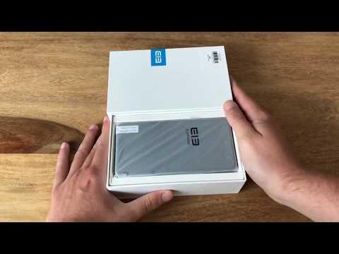 Unboxing & Review Elephone P8 Mini - Cheap Dual Camera