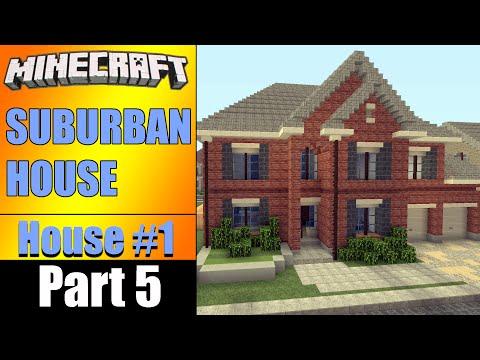LET S BUILD A SUBURBAN HOUSE Part 5!! - House #1 S2