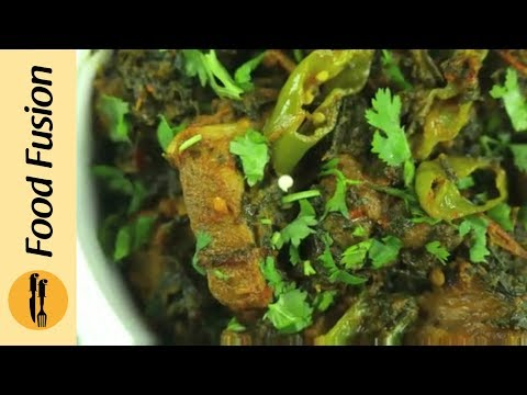 Palak Gosht (Spinach) Recipe by Food Fusion