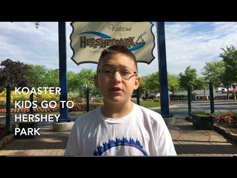 Koaster Kids Go To Hersheypark
