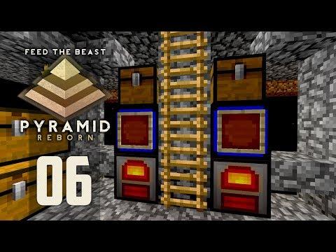 FTB Pyramid Reborn - Ep. 6: AUTOMATION! (Modded Minecraft 1.12)