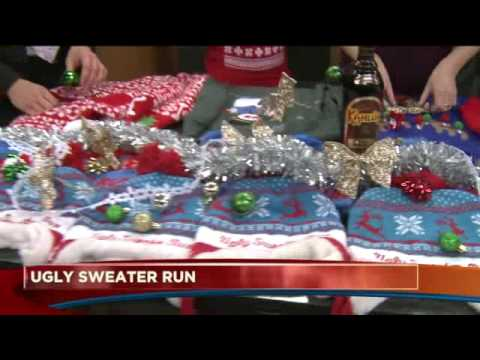 How to make an Ugly Sweater