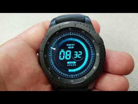 Samsung Gear S3/Gear Sport Watchfaces by CM Design 10 FREE Coupon Giveaway & 50% off Flash Sale