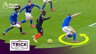N'Golo Kante Sends Jonny Evans SPINNING! 😱 | Best Premier League Skills MW25