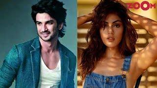 Are Sushant Singh Rajput and Rhea Chakraborty dating?   Bollywood Gossip