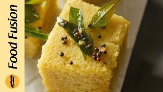 Download Besan Dhokla recipe By Food Fusion Video