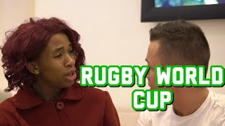 Rugby World Cup Final 2019 : England vs South Africa - Living with Afrikaans Ep 4