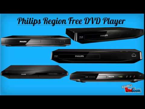 Region Free DVD player Available at World-Import.com