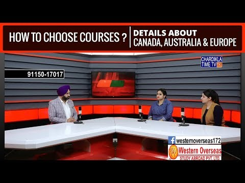 Do You Know All Options For Canada, Australia and Europe