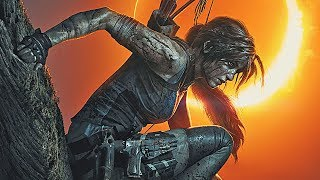 Tomb Raider 3: Shadow of the Tomb Raider   official announcement trailer (2018)