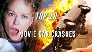 Download Top 10 Best Movie Car Crashes! Video