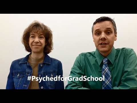 Psyched for Grad School (4/13/16): Writing Your Personal Statement
