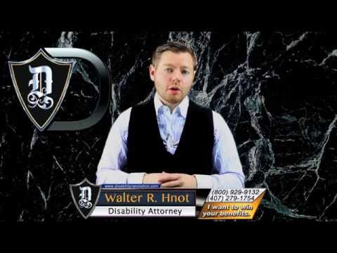 2: How Early Should I Arrive For My Social Security Disability Hearing With Walter Hnot?