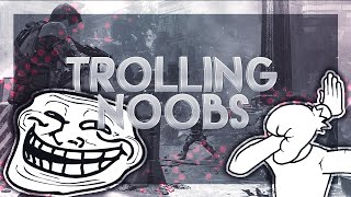 [MUST SEE] Black Ops 3 Trolling Noobs! (Squeakers get mad almost cries)