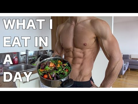HOW TO LOSE FAT WITHOUT TRACKING CALORIES | FULL DAY OF EATING