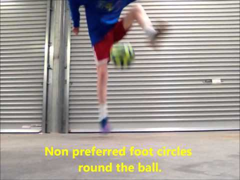 3 Easy Football Juggling Tricks Tutorial