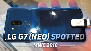 "LG G7: The ""NEO"" Mystery"