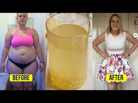 Only two Cups of Bedtime Drink can Lose Weight Overnight / Remove Belly Fat in a Single Night