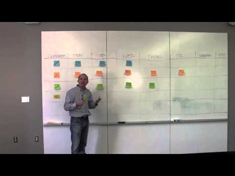 Weekly Work Plan - Lean Construction