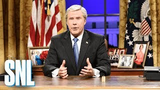 Download George W. Bush Returns Cold Open - SNL Video