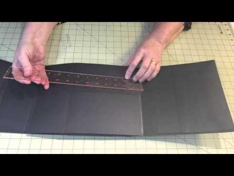 8x8 Mini Album, blank, make your own, Scrapbook