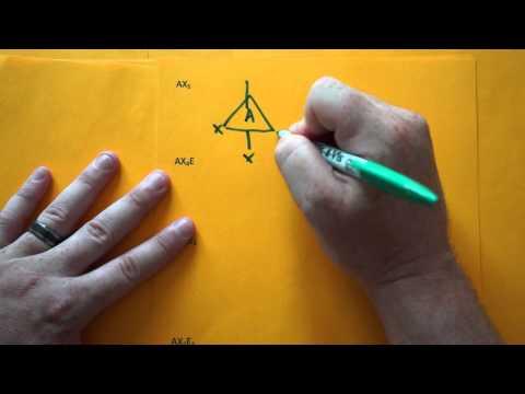 Determining Shapes of Molecules-VSEPR (Part 1)