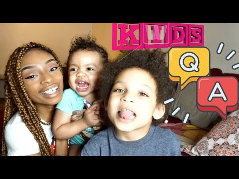 What Are My Kids Mixed With? Q&A W/ My Babies
