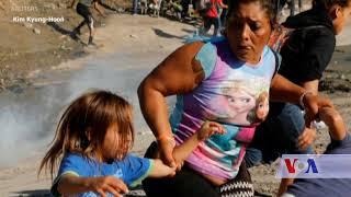 US Immigration Border - VOA TV Ashna
