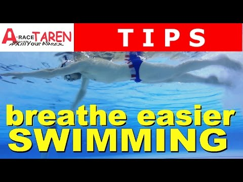 3 Triathlon Swimming Technique Tips: Breathing for Freestyle