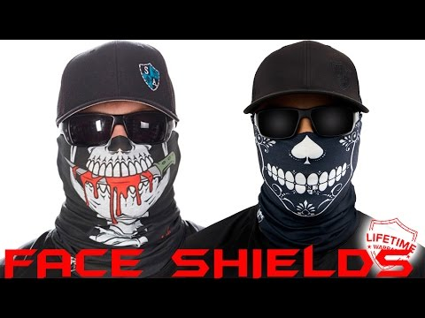 Travel Tip - Face Shields