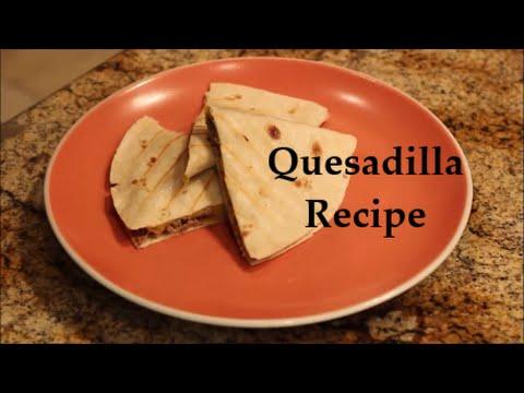 Beef Quesadilla Recipe | SimplyTasty