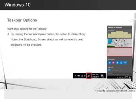 WINDOWS 10 Interface 2