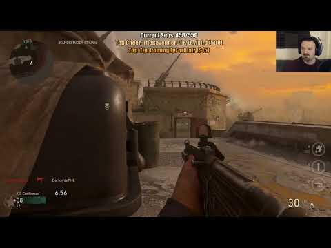 COD WW II MY BEST SESSION EVER! pt11