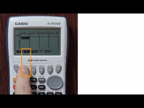 1-Sample Hypothesis Test and Confidence Intervals using Casio fx-9750GII